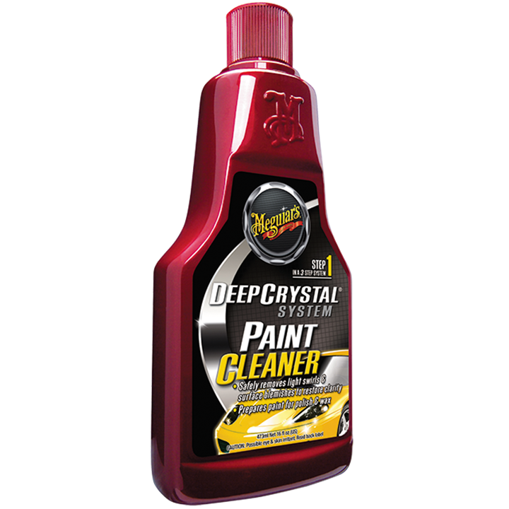 Product : MEGUIARS A3016 CLEARCOAT SAFE CLEANER 473ml
