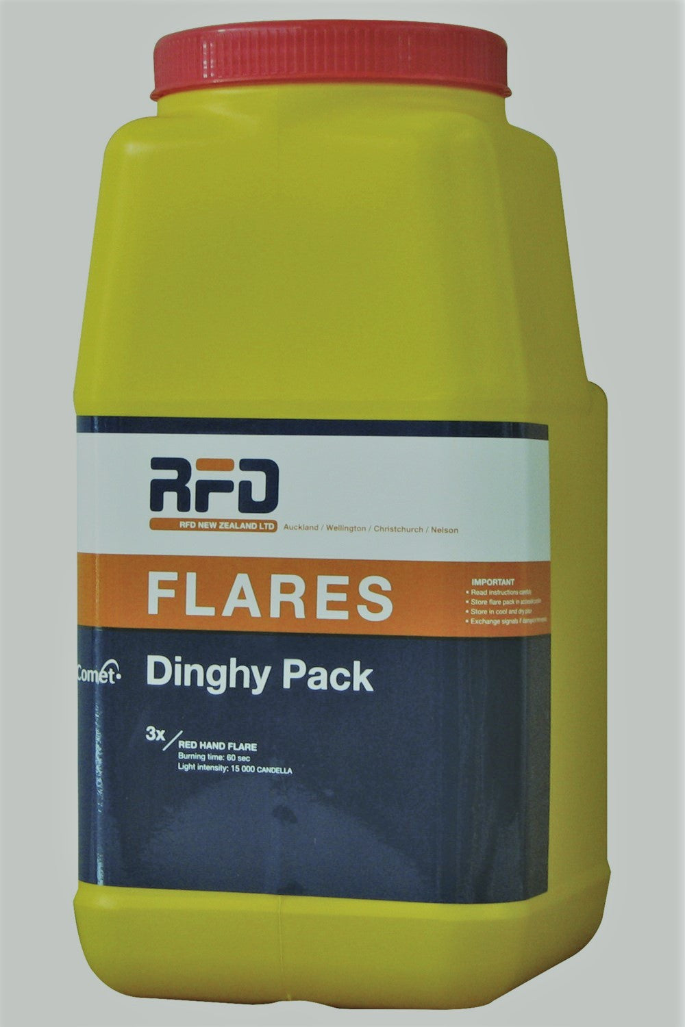 RFD Dinghy Flare Pack