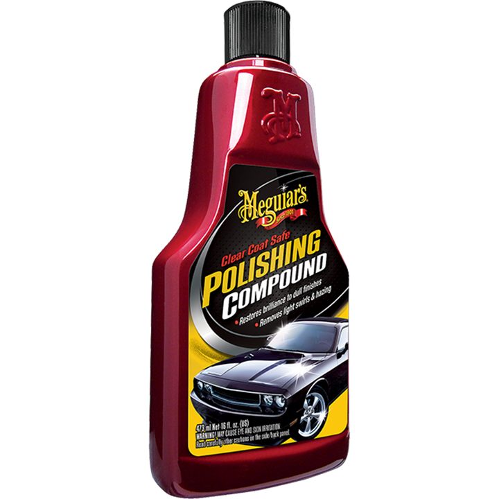 MEGUIARS G18116 POLISHING COMPOUND 473ml