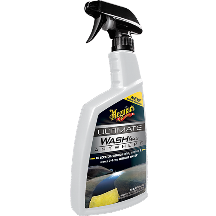 MEGUIARS G3626 WASH & WAX ANYWHERE TRIGGER 768ml