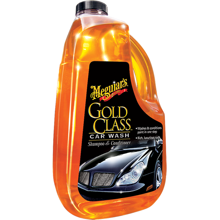 MEGUIARS G7164 GOLD CLASS CAR WASH 1.8L