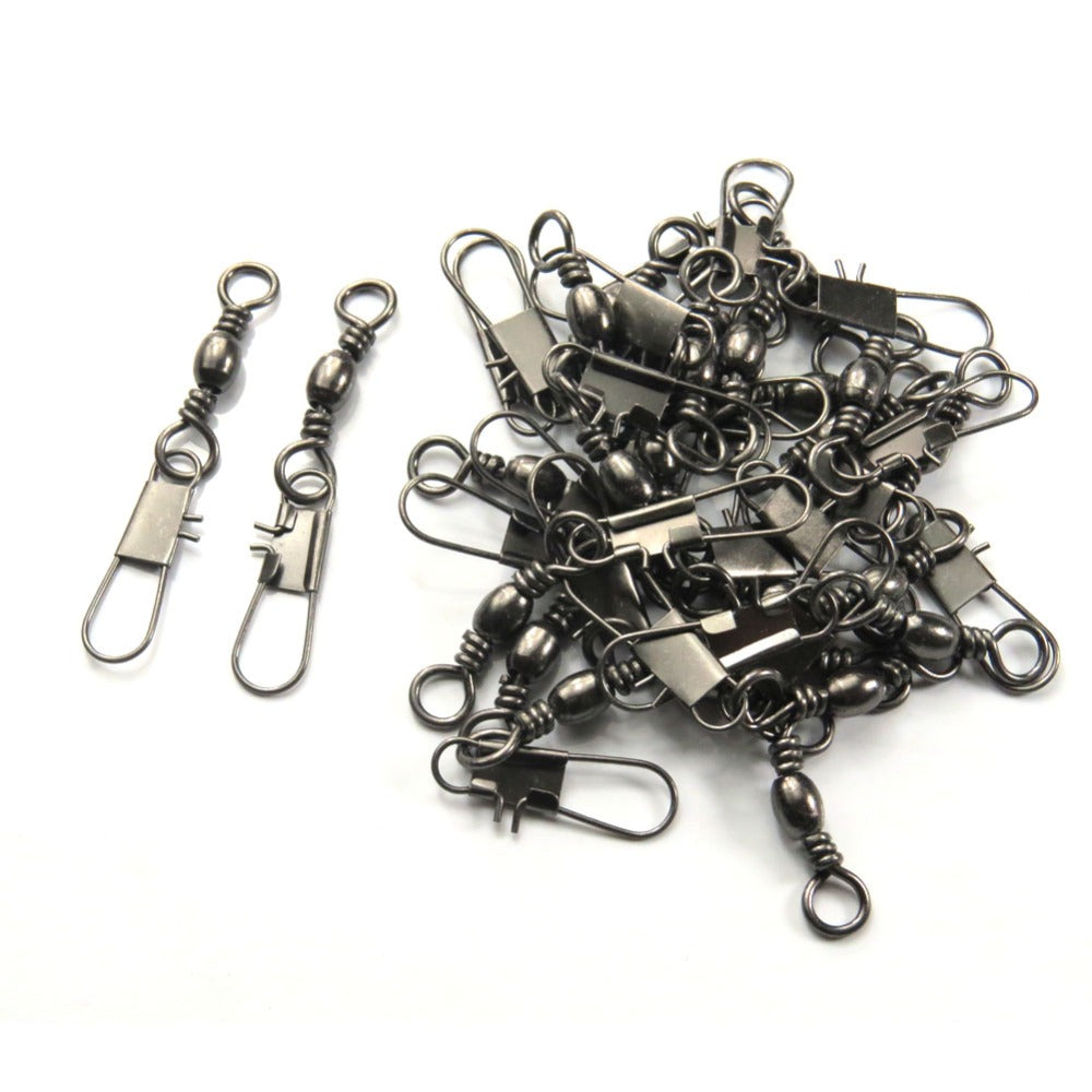 20 pack Ball Bearing Coast-lock Snap