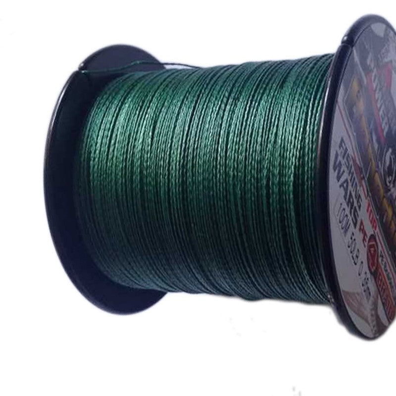 1650m 55kg Brand new japan Multifilament PE Braided Fishing Line  Super Strong 8 Stands