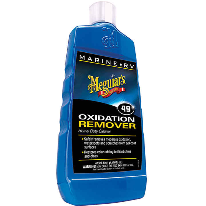 MEGUIARS M4916 OXIDATION REMOVER HEAVY DUTY CLEANER 473ml