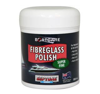 SEPTONE FIBREGLASS POLISH SUPERFINE 500ml