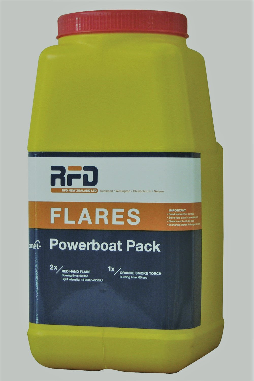 RFD Powerboat Flare Pack
