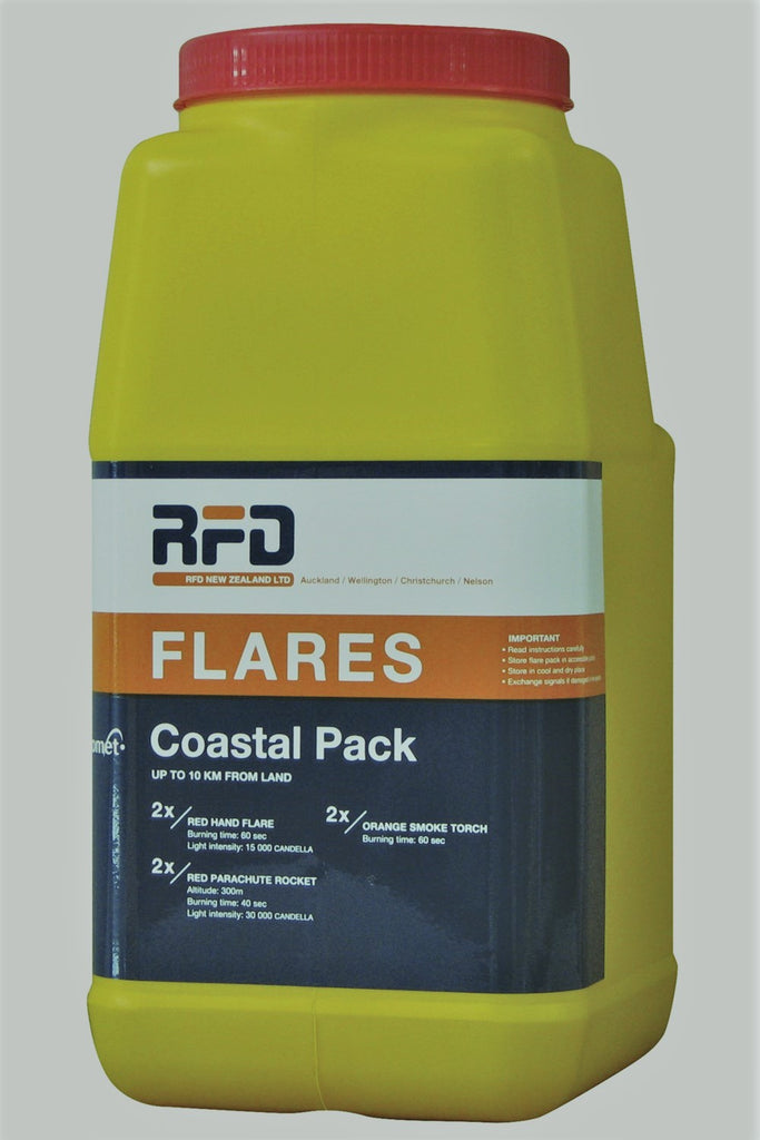 RFD Coastal Flare  Pack