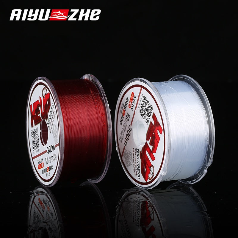 Nylon Fishing Line 300M  Janpan Material Super Strong