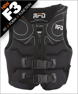 New RFD Neoprene Chinook Life Jacket