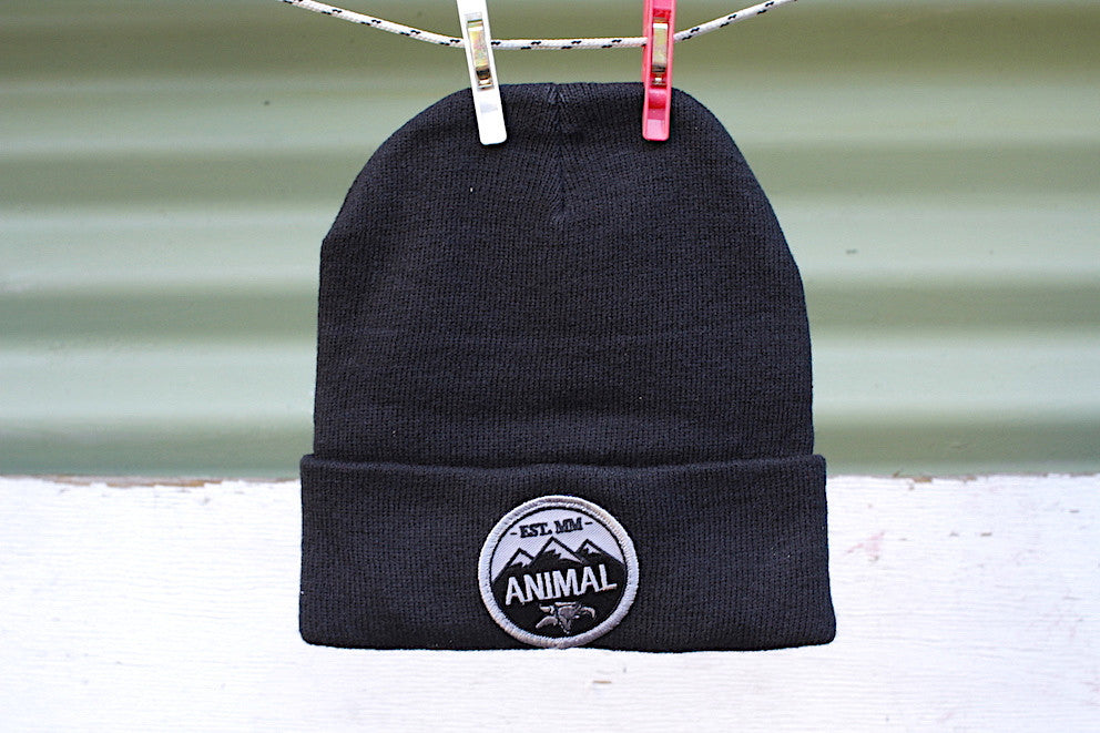 ANIMAL BMX BEANIE & CLOTHING