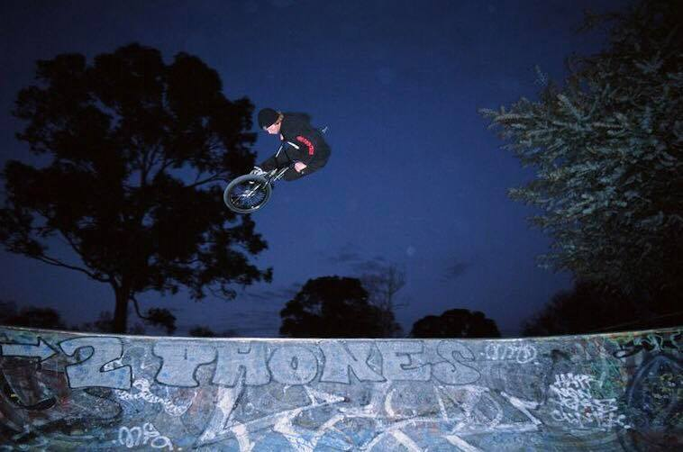 Fitzroy Bowl - Anchor Bmx