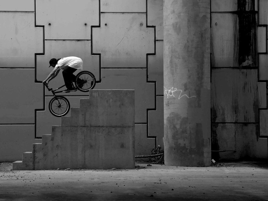 JAMES PEASE BMX MELBOURNE