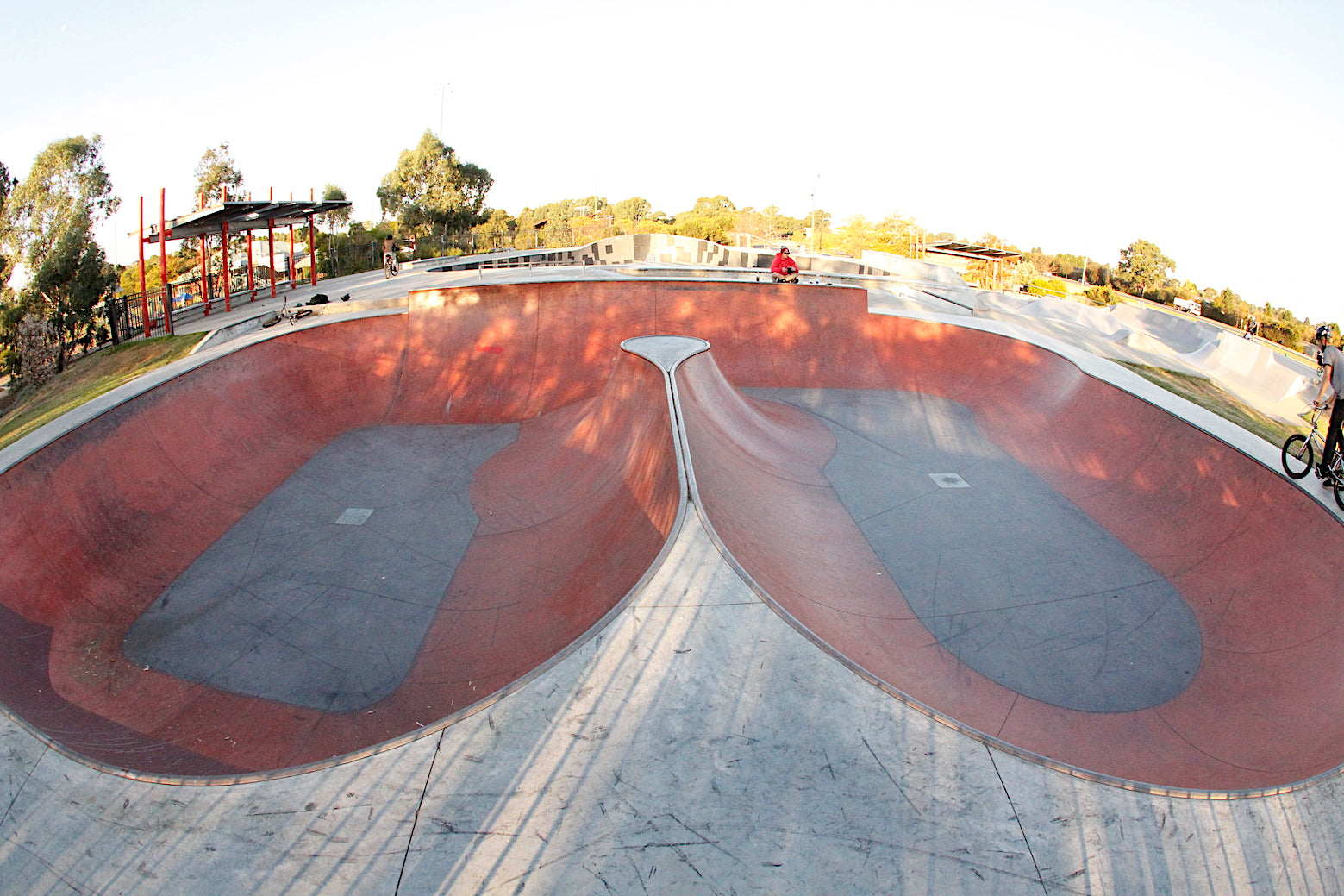 Epping Skateparks New Bowl