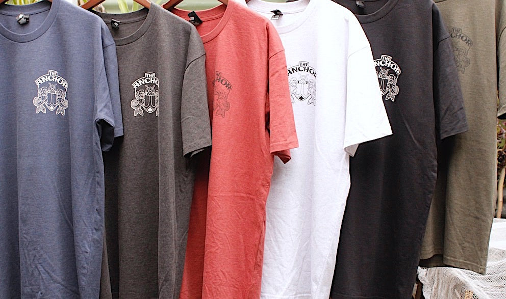 Anchor Bmx Melbourne Tees