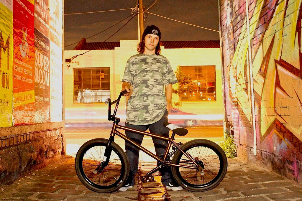 James Pease - Anchor Bmx