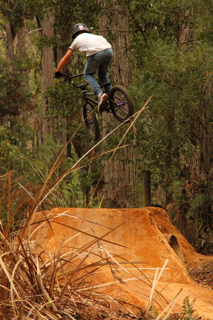 Emerald Bmx Jumps - jaxon Philp