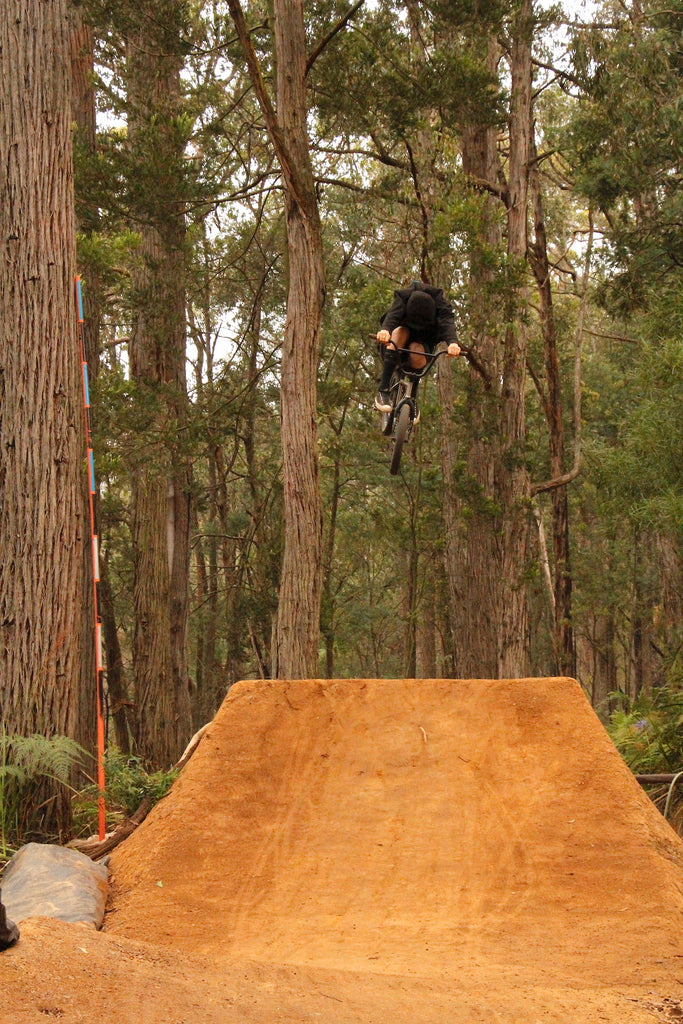 Emerald Bmx Jumps - Mikey Palmer