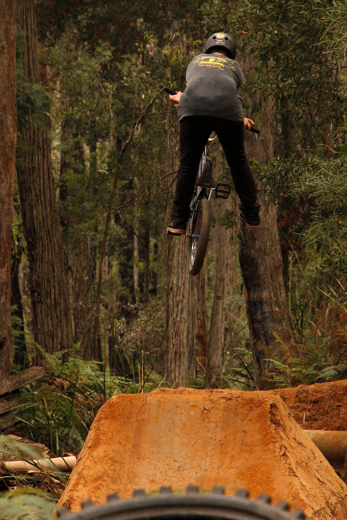 Emerald Bmx Jumps - Julian Roche