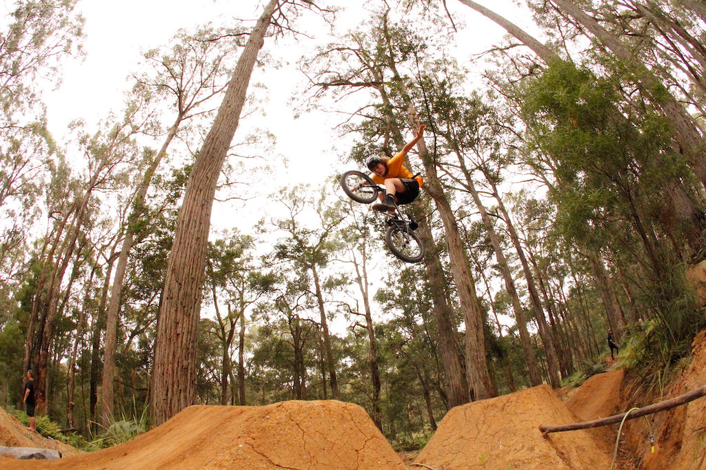 Emerald Bmx Jumps - Cooper Wilson
