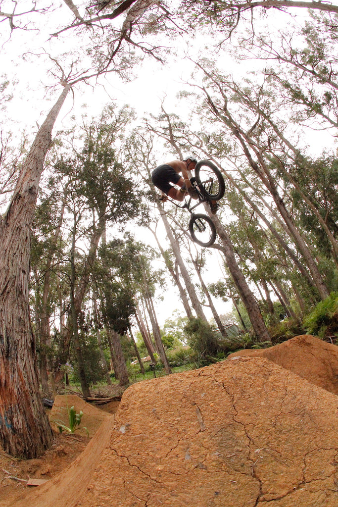 Emerald Bmx Jumps - Harrison Fuller