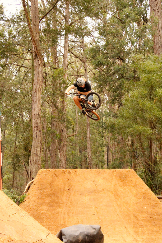 Emerald Bmx Jumps - Brendan