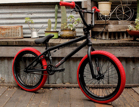 FLY BIKES 18 INCH BMX COMPLETES 2018