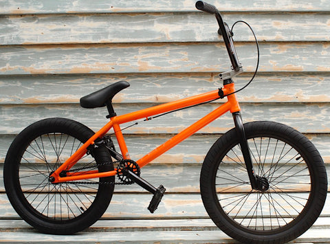 KINK LAUNCH 2019 - BMX BIKES - CALI POPPY EDGE FADE