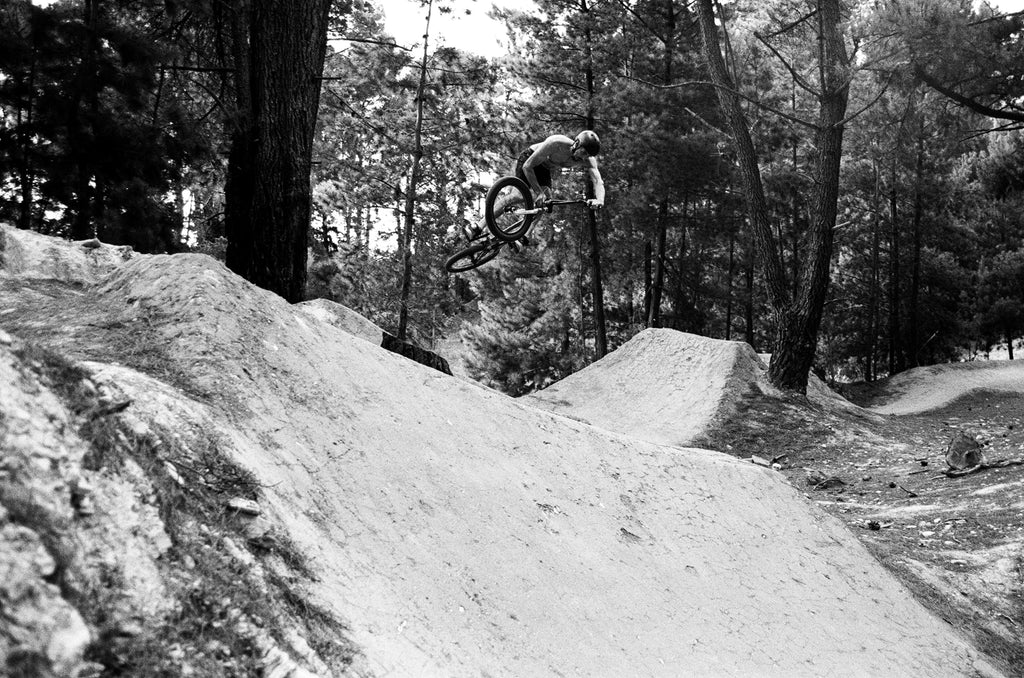 Leigh Giason Black Hill - Anchor Bmx