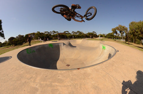 bmx table - Melbourne bowl