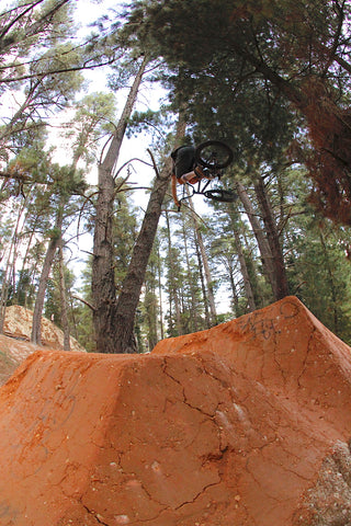 BLACK HILL BMX JUMPS BALLARAT
