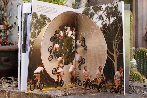 Nothings Wrong Bmx Book - Beechy Full Pipe Loop