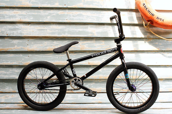 Jaxon Philp - Anchor Bmx Crew - Custom 18 Inch Bmx