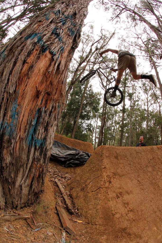 Emerald Bmx Trails - Daniel Taylor