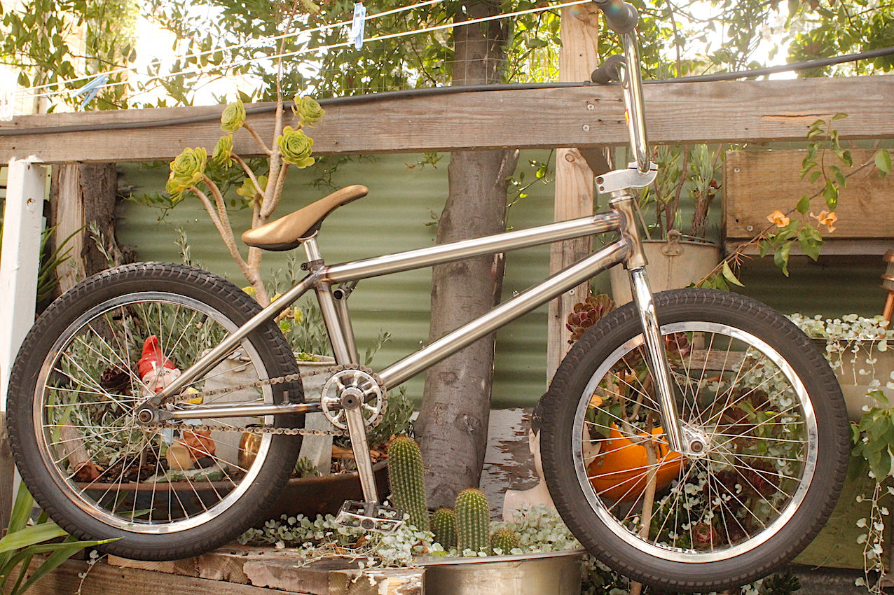 Terrible One SFA Build - Anchor Bmx
