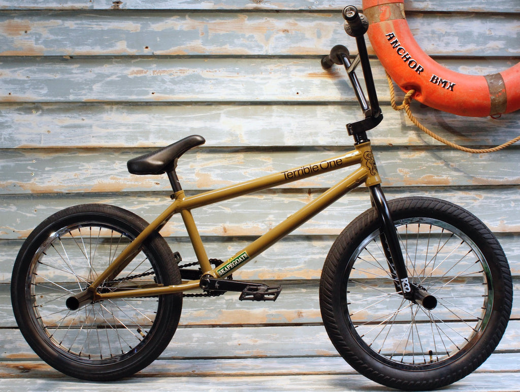 Terrible One Skapegoat Builds - Anchor Bmx