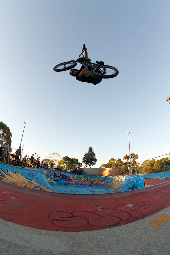 Northcote Bmx Jam - Adam Hough