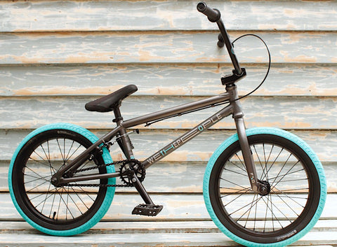 WeThePeople Curse 18 Inch Complete Bike 2019 Anthracite Grey