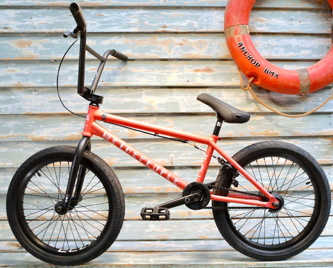 WETHEPEOPLE -WeThePeople Battleship 2020 Coral Red -Complete Bikes -Anchor BMX