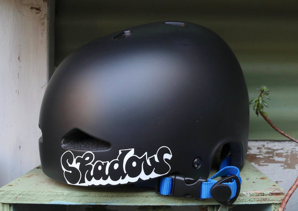 THE SHADOW CONSPIRACY -TSC Mark Burnett Featherweight Helmet -HELMETS + PADS + GLOVES -Anchor BMX
