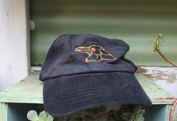 THE SHADOW CONSPIRACY -TSC Finest Corduroy Hat -HATS + BEANIES + SHADES -Anchor BMX