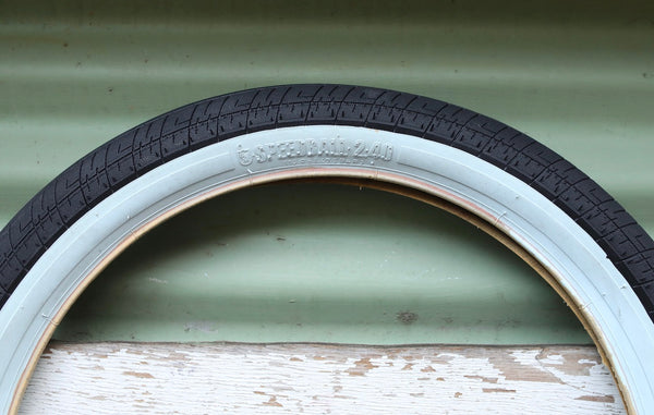 S&M Speedball Tyre Whitewall