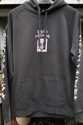 DEAD LEISURE -Dead Leisure Dead Forever Pullover Hood -CLOTHING -Anchor BMX