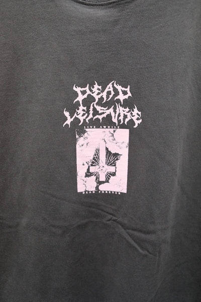 DEAD LEISURE -Dead Leisure Dead Forever Tee -CLOTHING -Anchor BMX