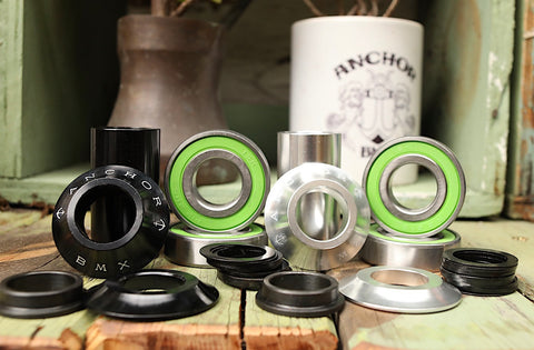 Anchor BMX -Anchor Bmx Mid BB Kit 22mm -Headsets and bottom brackets -Anchor BMX