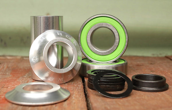 Anchor BMX -Anchor Bmx Mid BB Kit 19mm -Headsets and bottom brackets -Anchor BMX