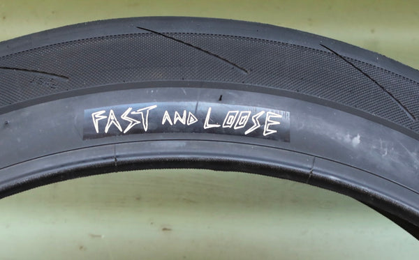 CULT -Cult Fast & Loose Walsh Tyre -TYRES + TUBES -Anchor BMX
