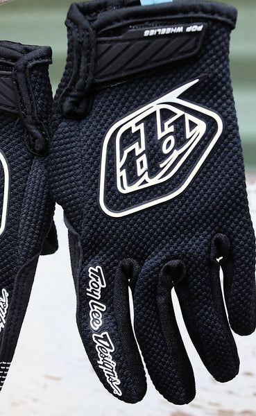 Troy Lee -Troy Lee Designs Air Youth Gloves -HELMETS + PADS + GLOVES -Anchor BMX