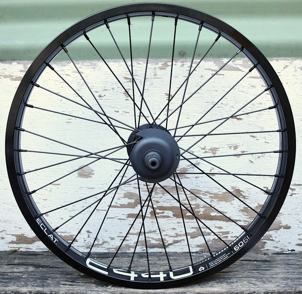 ECLAT -Eclat E440 + Seismic Casette Wheel -WHEELS + SPOKES + BUILDS -Anchor BMX