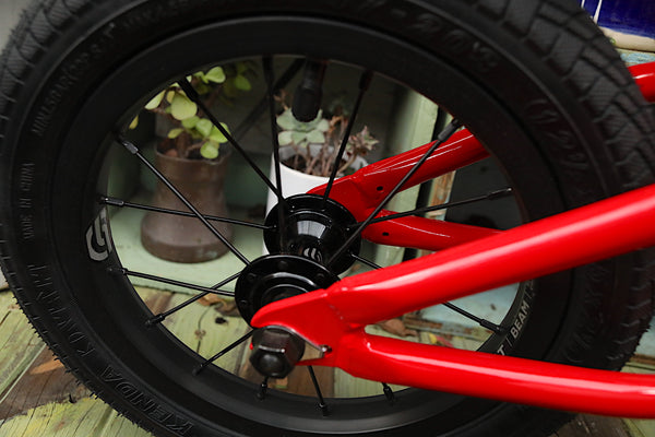 WETHEPEOPLE -WeThePeple Prime Balance Bike Red 2020 -Complete Bikes -Anchor BMX