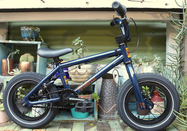 Fit Bike Co. -Fit Bike Co Misfit 12 Inch 2021 Blue -Complete Bikes -Anchor BMX
